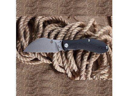 Nůž Brutalica - Tcarap Black