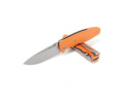 Nůž Mr. Blade - Zipper orange