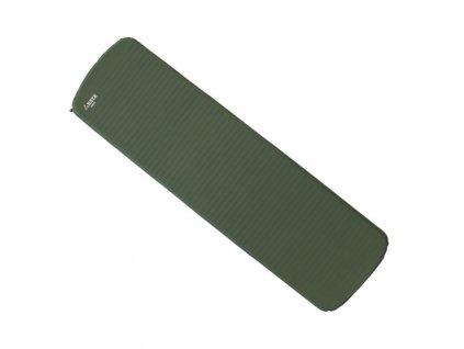Karimatka YATE HIKER zelená/šedá 183x51x2,5 cm
