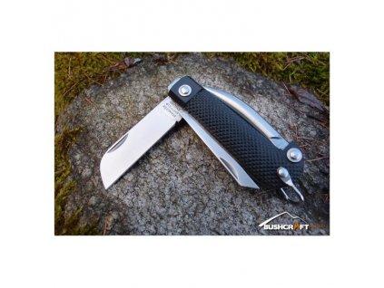 Sheffield Knives 3 Piece British Army Knife Black Diamond