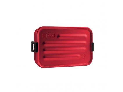 Jídelní box SIGG Metal Food Box Plus RED - 900 ml