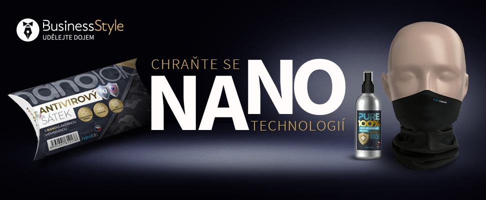 Rozdíl mezi obvyklým a nanovlákenným respirátorem