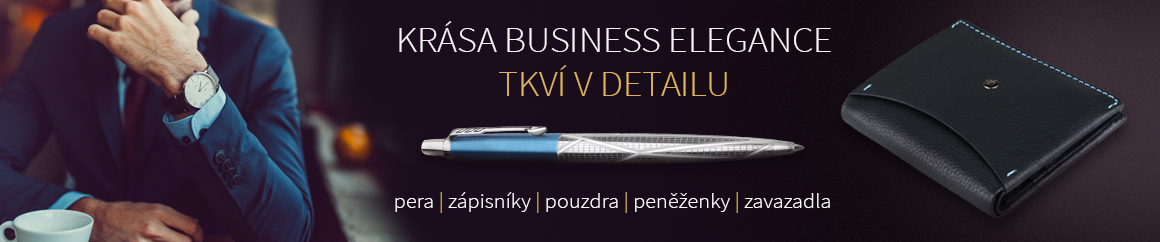 Business elegance v detailu