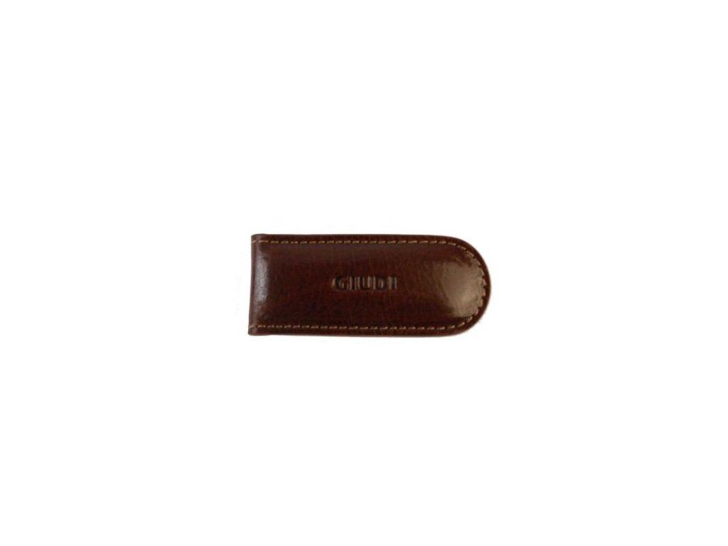 Magnet na bankovky Giudi 3134 - hnědá  1489401d8f5