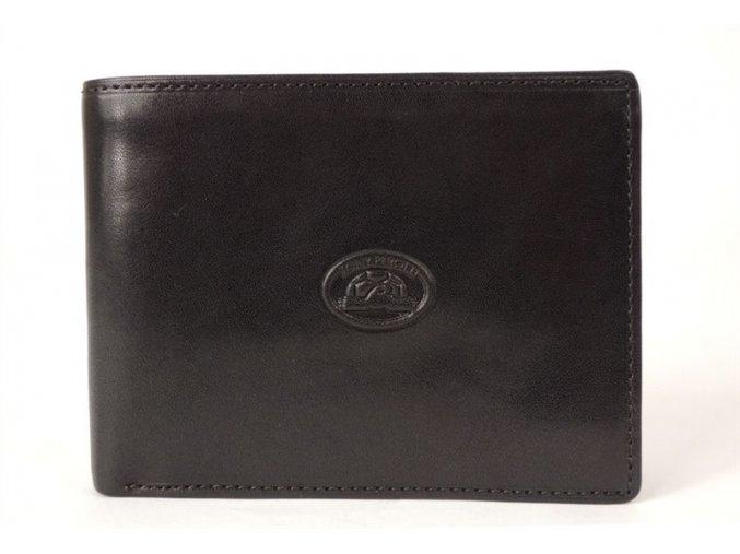 Pánská kožená peněženka Tony Perotti, černá