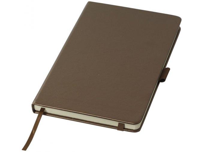 Zápisník A5 Metal, bronze