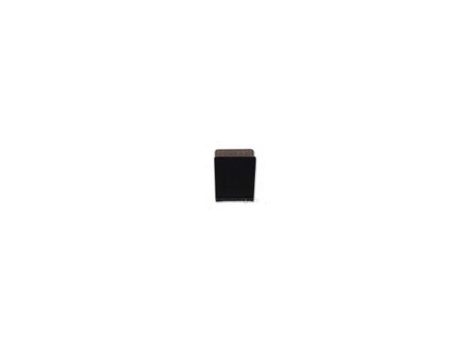 Pánská dolarovka z umělé kůže, černý vnitřek
