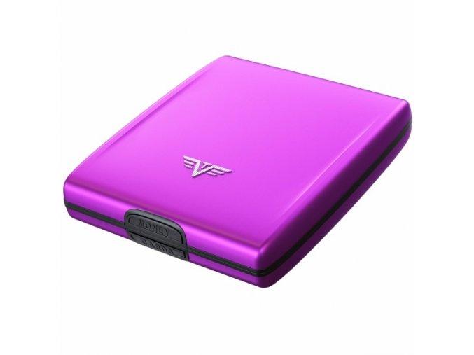Peněženka Tru Virtu Money & Cards Beluga - purple rain