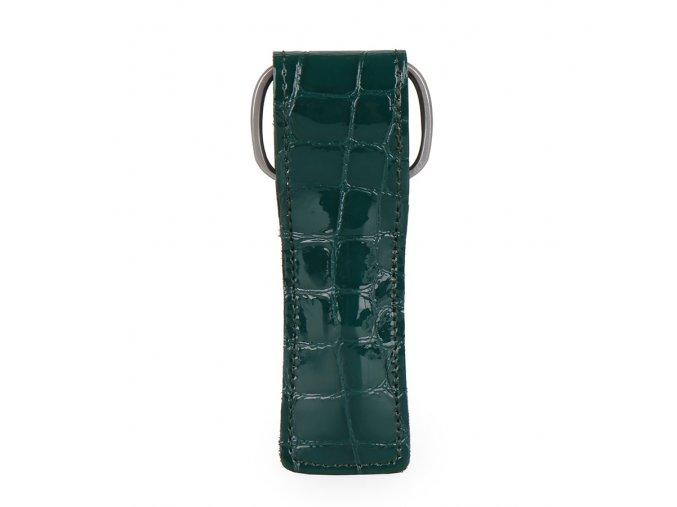 Kapesní manikúra Solingen, tmavě zelená kroko