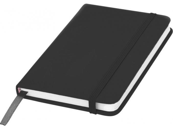 Zápisník A6 Spectrum, černý