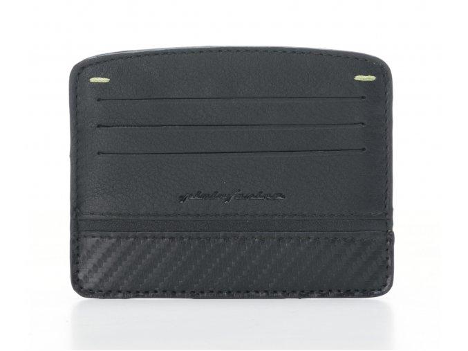 pininfarina folio pouzdro na kreditni karty carbon
