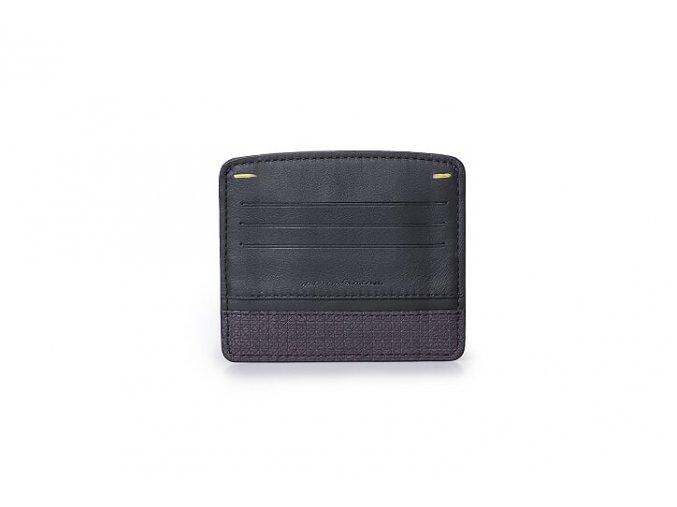 pininfarina folio pouzdro na kreditni karty cerna (1)