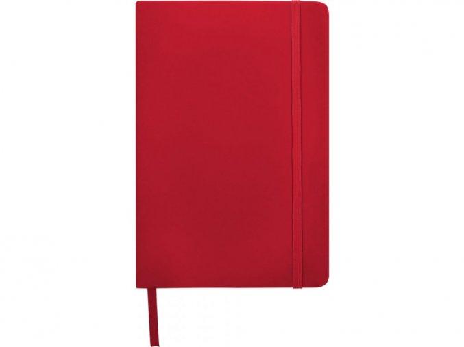 Zápisník A6 Spectrum, červený