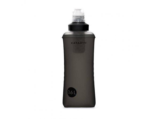 Láhev s filtrem na vodu i proti virům Katadyn BeFree 0,6 l Tactical