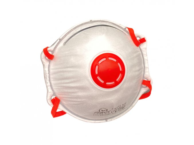 respirator s ventilkem grande ffp3 b