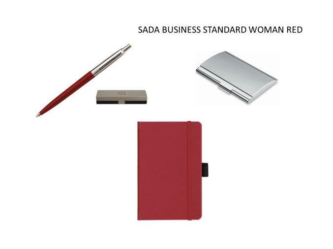 Obrázek1 sada BS WOMAN RED