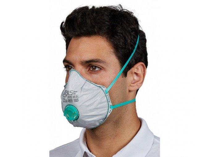 bls zero stofmasker ffp3 0