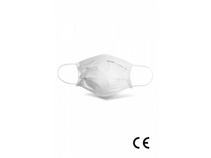 10x NANO MEDCLEAN zdravotnicka rouska maska 4