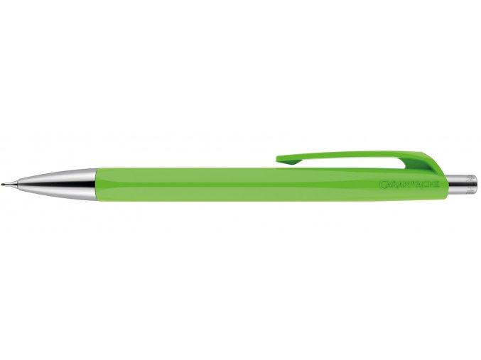 caran d ache 888 spring green mechanical pencil 884 470