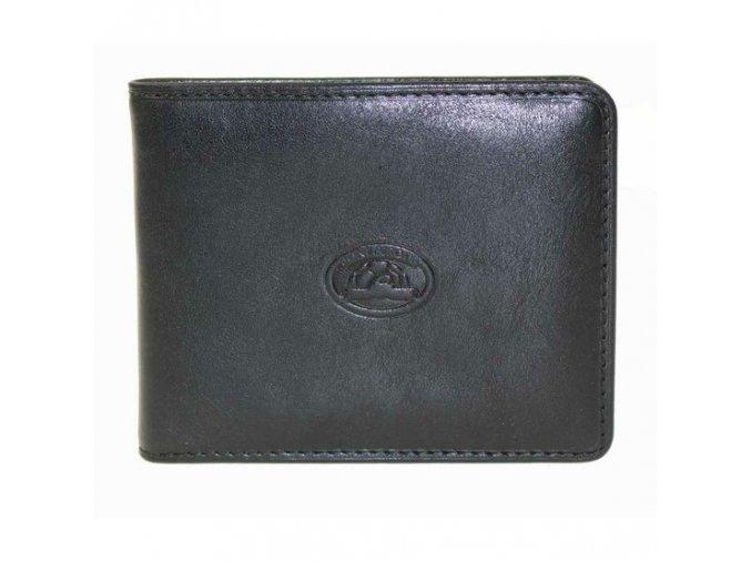 Kožená dolarovka Tony Perotti 2526, černá