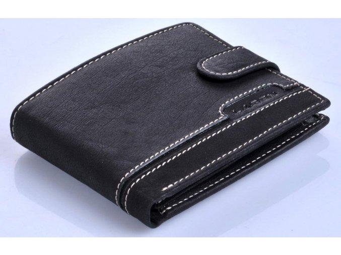 Lagen Pánská kožená peněženka 2004 černá