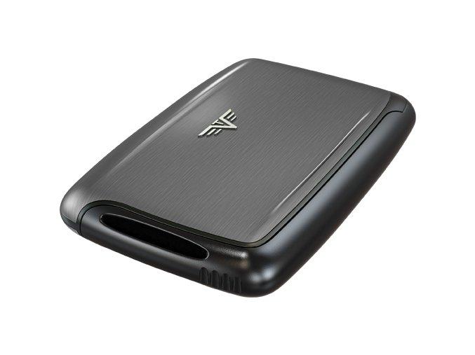 Tru Virtu Pearl Card Case - taupe