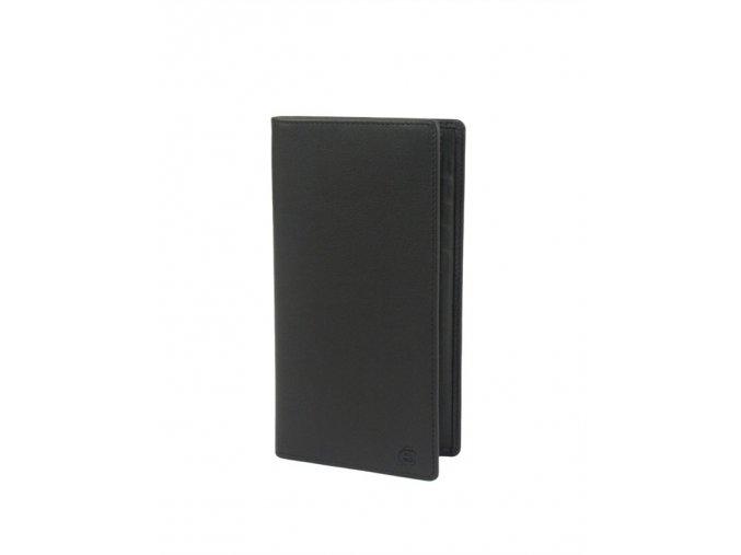 Kožené pouzdro na karty Esquire 550310 černé