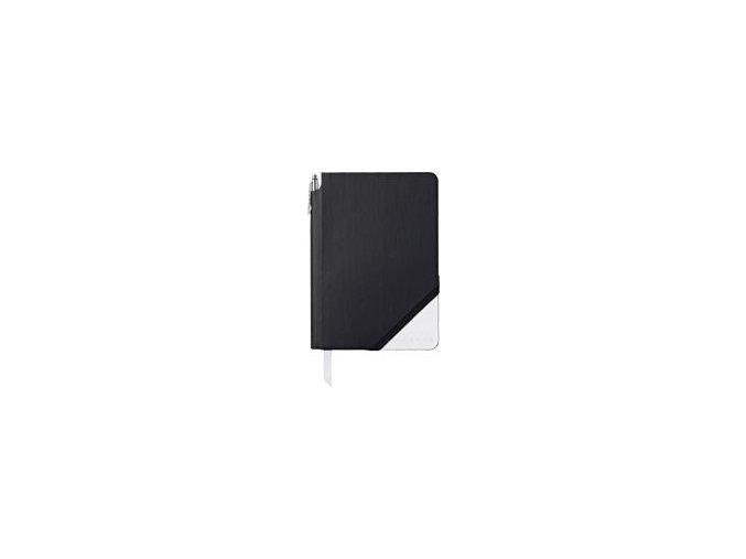 Cross čistý zápisník Jot Zone Medium Black/White + kuličkové pero