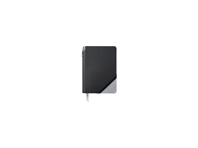 Cross čistý zápisník Jot Zone Medium Black/Grey + kuličkové pero