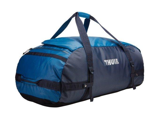 Thule Chasm 130 l cestovní taška CHASM130DB - modrá/šedá