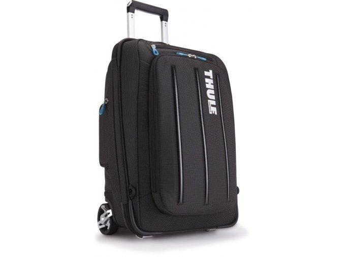 Thule Crossover 38L pojízdný kufr na ramena TCRU115 - černý