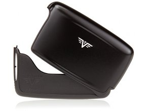 Tru Virtu hliníkové pouzdro Card Case - černá