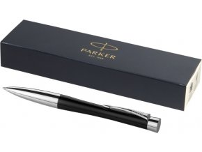 Parker Urban Fashion London Cab Black CT, kuličkové pero  + Obal na pero Business Care