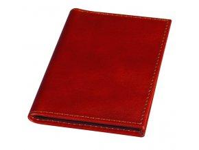 Pouzdro na doklady a karty Albig, Hnědé