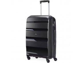 Cestovní kufr Bon Air Spinner M, 57,5 l černá