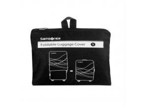 Samsonite, Ochranný obal na kufr Samsonite, černý