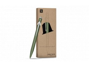 e stylo bille 849 nespresso edition limitee 2 caran d ache detail4 0