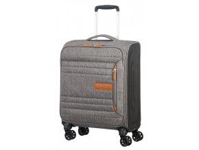 American Tourister kabinový kufr Sonicsurfer Spinner 55, šedý