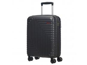 American Tourister kabinový cestovní kufr Mighty Maze Spinner 33 l, černá