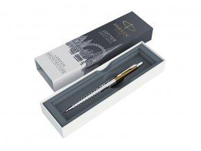 Parker 1502/1255826 Jotter SE London Bronze Gothic kuličkové pero  + ochranný obal zdarma
