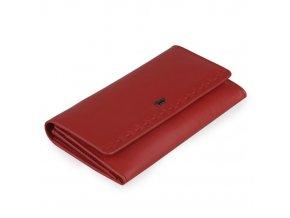 Braun Büffel, Dámská kožená peněženka Soave 28352-679 červená