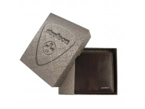 Strellson, Pánská peněženka 4010001301 Strellson, tmavě hnědá
