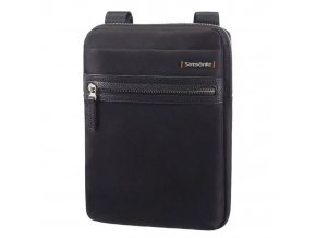 """Pánská taška přes rameno 9,7"""" HIP-CLASS 79D-003, černá"""