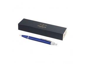 Parker Kuličkové pero Parker IM Parker, Barva Modrá 10648606  + NÁHRADNÍ NÁPLŇ modrá M zdarma