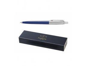 Parker Kuličkové pero Jotter Parker, Barva Modrá 10647701  + NÁHRADNÍ NÁPLŇ modrá M zdarma