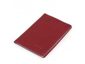 gal kozene pouzdro na karty 4900000211 cervena dj3wyvft