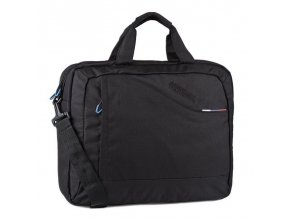 American Tourister Business III brašna na notebook, Black 46866-1041