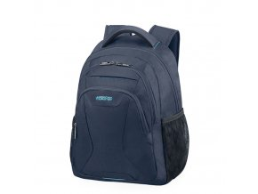 "American Tourister, Batoh na notebook 14,1"" AT Work 33G-41001 modrá"