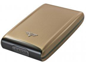 Tru Virtu hliníkové pouzdro Credit Card Case - šedá