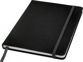 Zápisník A5 Spectrum, černý
